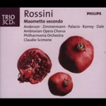 Rossini: Maometto Secondo (CD)