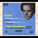 Haydn: Symphonies Nos 88 and 101 (CD)