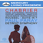 Chabrier: Orchestral Works (SACD)