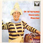 Giuseppe di Stefano - Operatic Recital (CD)