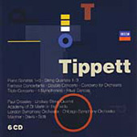 The Tippett Collection (CD)