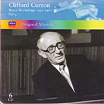Clifford Curzon Vol 3 (CD)