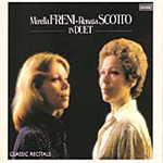 Mirella Freni & Renata Scotto - Recital (CD)