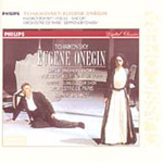 Produktbilde for Tchaikovsky: Eugene Onegin (2CD)