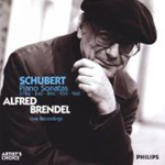 Alfred Brendel plays Schubert (CD)