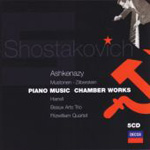 Shostakovich: Chamber Works; Piano Works (CD)