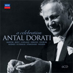 Antal Dorati - 100th Anniversary Celebration (CD)