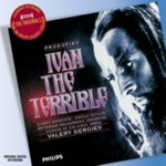Prokofiev: Ivan the Terrible (CD)