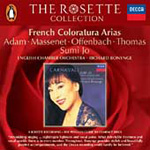 French Coloratura Arias (CD)