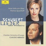 Schubert: Orchestrated Lieder (CD)