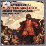 G.Gabrieli: Music for San Rocco (SACD)