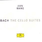 Bach: (6) Solo Cello Suites (CD)