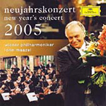 New Years Day Concert 2005 (CD)
