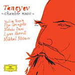 Taneyev: Chamber Works (CD)