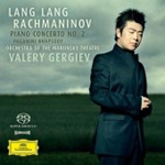 Produktbilde for Lang Lang - Rachmaninov: Piano Concerto No 2 (UK-import) (SACD)