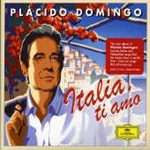 Placido Domingo - Italia, ti amo (CD)