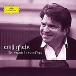 Emil Gilels - The Mozart Recordings (CD)