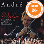 Produktbilde for André Rieu - Waltzes (UK-import) (CD)