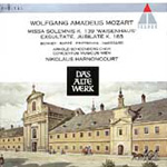 Mozart: Sacred Vocal Works (CD)