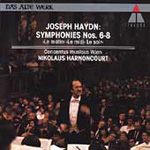 Haydn: Early Symphonies (CD)
