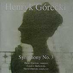 Gorecki: Symphony of Sorrowful Songs (CD)