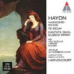 Haydn: Mass No 14; Te Deum (CD)