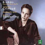 Brahms: Piano Concerto 1 (CD)