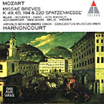 Mozart: Sacred Works (CD)