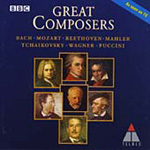 Great Composers - Music from the TV Series (CD)