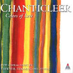 Produktbilde for Colors of Love (CD)