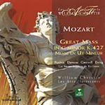 Mozart: Mass, K427 (CD)