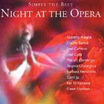 Simply the Best Night at the Opera (CD)