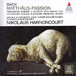 Bach: St. Matthew Passion (CD)