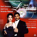 Verdi: La Traviata à Paris (OST) (CD)