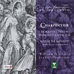 Produktbilde for Charpentier: In Natavitatem Domini Canticum; Messe de Minuit; Noëls (CD)
