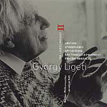 Ligeti Project, Vol 2: Atmospheres; Apparitions; San Francisco Polyphony; Lontano; Romanian Concerto (CD)