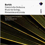 Bartok: Concerto for Orchestra; Music for Strings, Percussion and Celesta (CD)