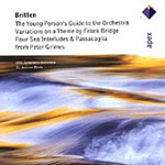 Britten: Orchestral Works (CD)