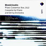 Mendelssohn: Piano Concertos Nos. 1 & 2; Concerto for Piano and String Orchestra (CD)
