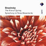 Stravinsky: The Rite of Spring (CD)
