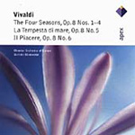 Vivaldi: Concertos from cimento dell'armonia e dell'inventione, Op. 8 (CD)