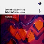 Gounod: Messe Chorale; Saint-Saens: Mass, Op 4 (CD)