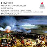 Haydn: Missa in tempore belli;Salve Regina in G minor (CD)