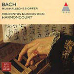 Bach: A Musical Offering (CD)