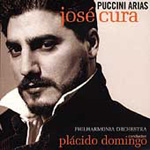 Puccini: Opera Arias (CD)