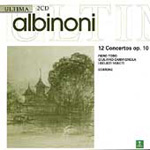 Produktbilde for Albinoni: Concertos, Op 10 (2CD)