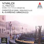 Vivaldi: Double and Triple Concertos (CD)