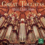 Great Toccatas (CD)