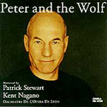 Prokofiev: Peter and the Wolf;Debussy: La Boîte à Joujoux (CD)