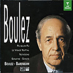 Produktbilde for Boulez: Various Works (CD)